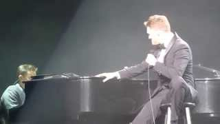 Michael Buble - Smile MBworldtour 6Feb2015 Tokyo