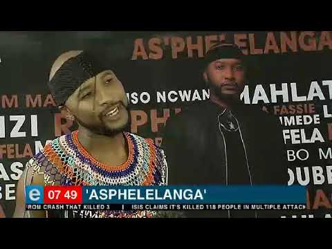 Asephelelanga could be the hit of the year