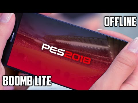 Pes 18 android game ppsspp offline download pes 18 lite highly