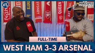 West Ham 3-3 Arsenal | WE MUST SIGN ODEGAARD!!! (Kelechi)