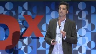 Violencia brava | Gustavo Grabia | TEDxRiodelaPlata