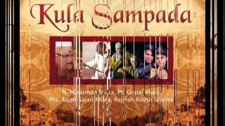 Indian Classical Vocal-Banaras Gharana-Raga Puriya Dhanashree by Rajnish Mishra and Ritesh Mishra