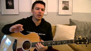 """Great Are You Lord"" Guitar Instructional - (Matt McCoy)"