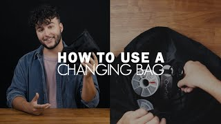 How to Load Y๐ur Film Using a Changing Bag