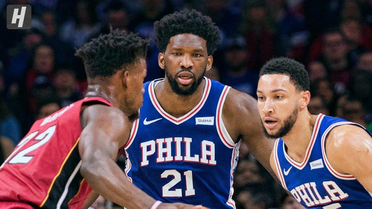 Miami Heat vs Philadelphia 76ers - Full Game Highlights ...