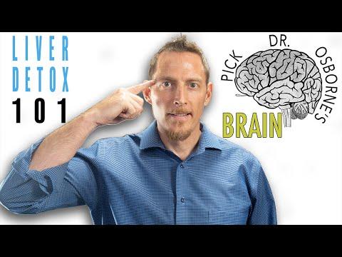 Pick Dr. Osborne's Brain: Liver Detox 101 - Replay