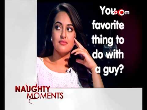 Sonakshi Sinha gets Naughty Travel Video