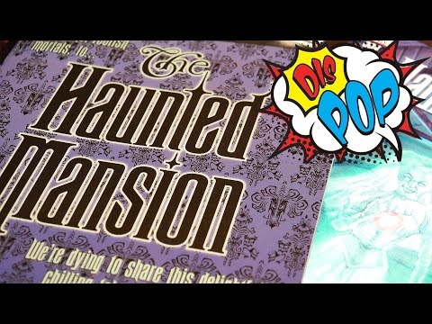 Marvel Disney Kingdoms The Haunted Mansion Comics Review | DIS POP | 08/12/16