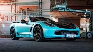 Corvette C7 Z06 | Rentem