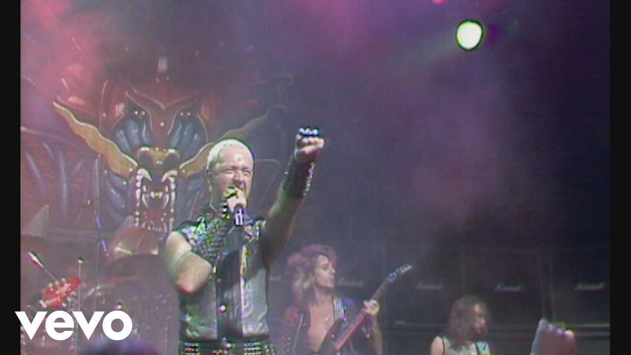 Judas Priester grünes manalishi Video