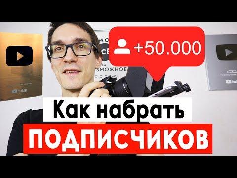 Как набрать подписчиков в Ютубе. Монетизация YouTube от 1000 подписчиков и 4000 часов просмотра