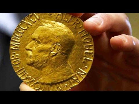 And the 2015 Nobel Peace Prize Goes to...