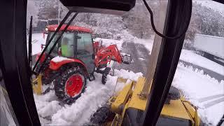 Snow Plowing!
