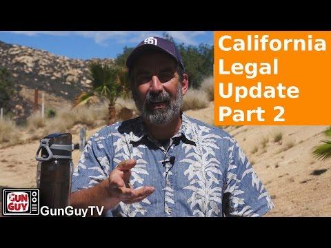California Legal Update on Gunmageddon - Part 2