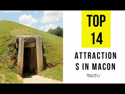 Top 14. Best Tourist Attractions in Macon, Georgia