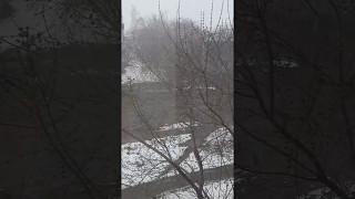 А снег идёт 7 мая