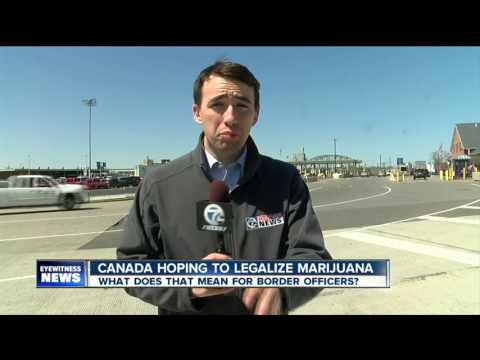 Will Canada's plan to legalize weed impact WNY?