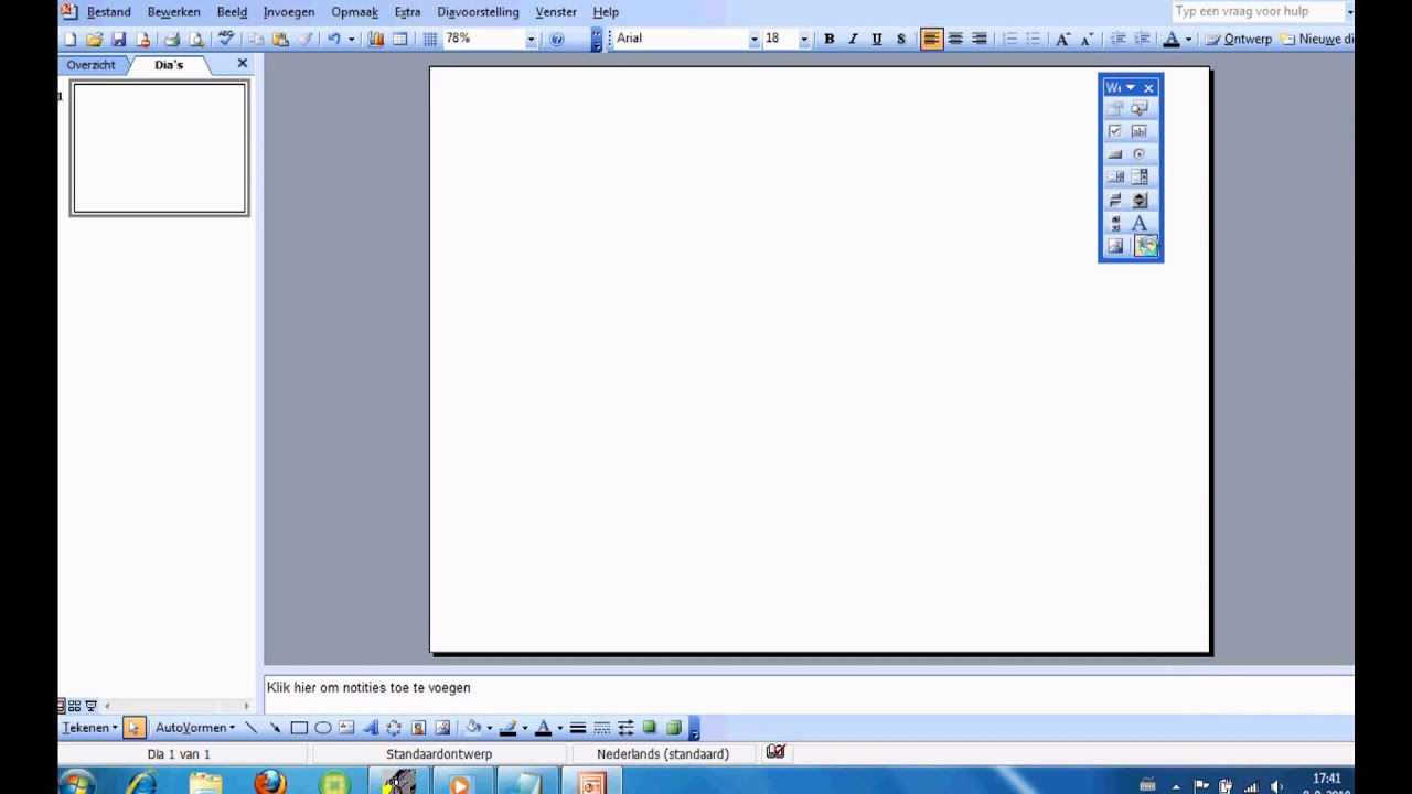 How To Add A Youtube Video Into Powerpoint 2003