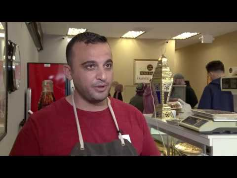 Ramadan in the USA / Jenin Pastry - Naser AbuDiab Reports