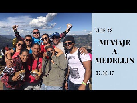 MI VIAJE A MEDELLIN (COLOMBIA)| VLOG #2 | Marta Collell