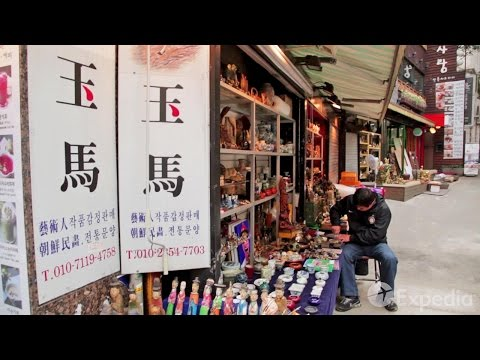 Insadong Antique Street Vacation Travel Guide | Expedia
