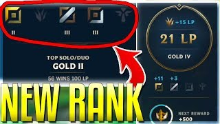 NEW RANKED SYSTEM FOR SEASON 9 IS HERE!! (Explained) - Riot's BEST Change Yet?? - League of Legends