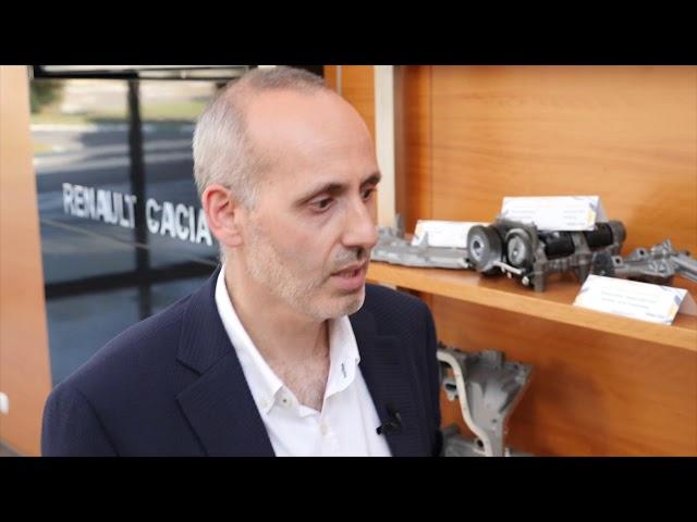 Thursday 7th Nov – Miguel Teixeira, Renault – Leadership Deep Dive