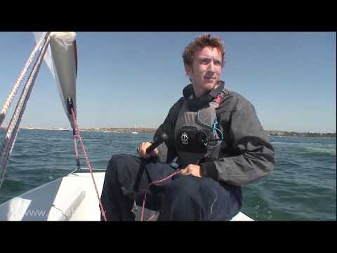 How to Sail - Your first sail Single handed boat