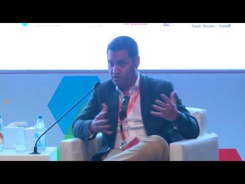 Scaling Startups Growth Capital, Team Development and M&A - ArabNet Riyadh2017