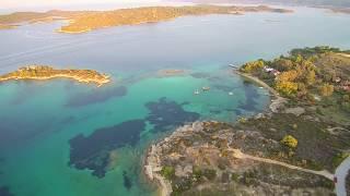 diaporos island/bourbourou/sithonia/halkidiki/greece!!