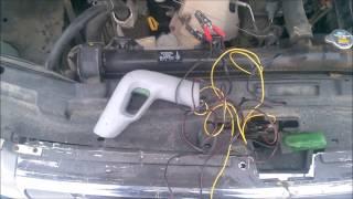 Регулировка угла зажигания 4sfe Toyota vista sv30