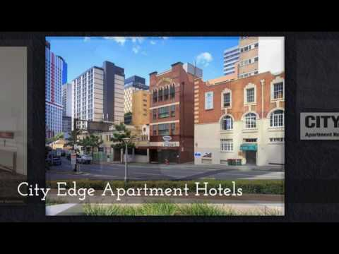 Brisbane Cheap Accommodation by City Edge Apartment Hotels