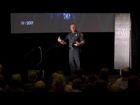 DJI AirWorks 2017 - Drones for Public Safety with the Menlo Park FPD