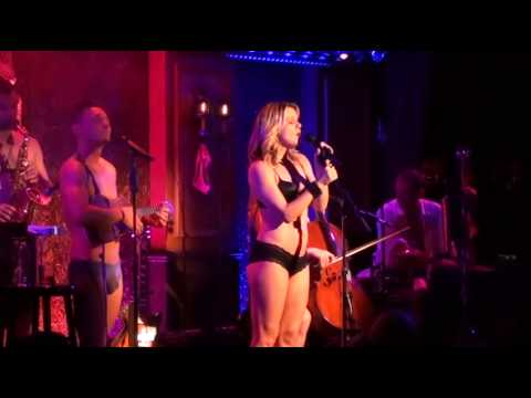 The Skivvies and Amy Spanger  cy