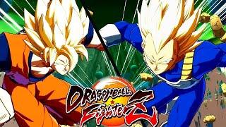 Dragonball Fighter Z.