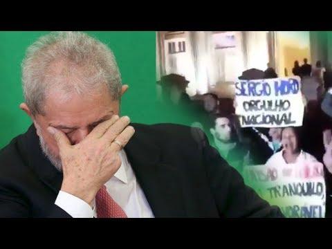 Em Belo Horizonte, Lula é recebido por gritos de 'Lula Ladrão, seu lugar é na prisão'; veja vídeo