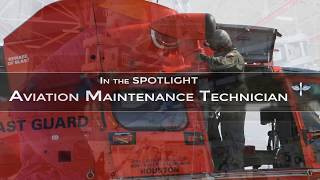 Coast Guard Aviation Maintenance Technician