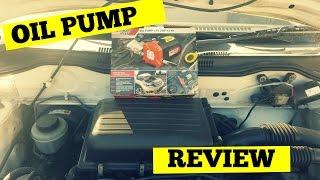 OIL PUMP REVIEW