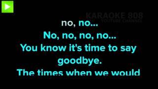 Goodbye ~ Spice Girls Karaoke Version ~ Karaoke 808