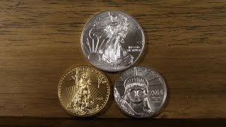 New Silver, Gold and Platinum Pick Ups for the Stack!