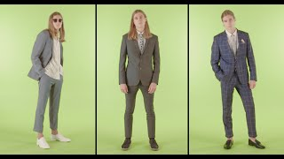 How to Dress for a wedding | ASOS Menswear Styling Tutorial