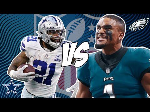 Dallas Cowboys vs Philadelphia Eagles 9/27/21 NFL Pick and Prediction NFL Week 3 Picks