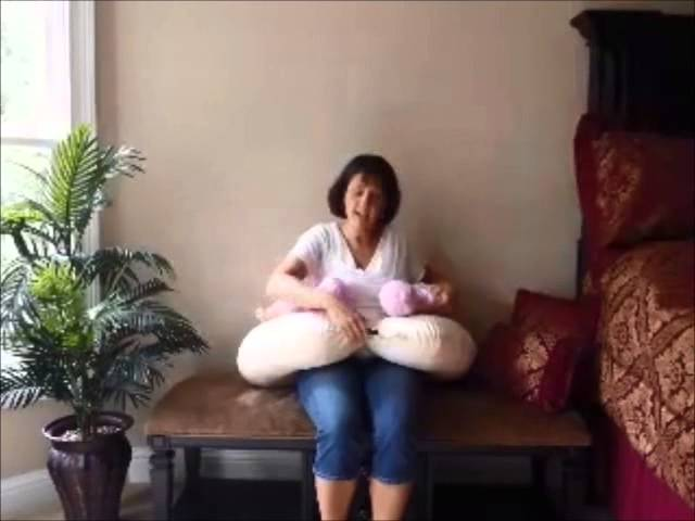new twin z pillow how to use for