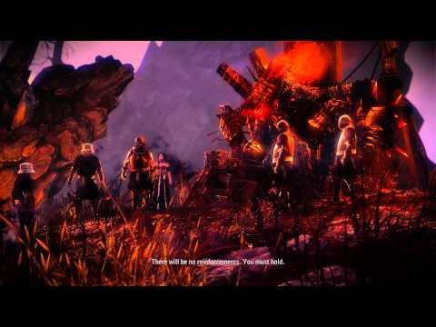 The Witcher 2: Meet Vandergrift