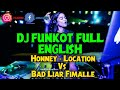 DJ FUNKOT FULL ENGLISH SONG 2020   List In Description