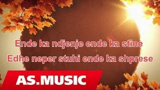 Alban Skenderaj ft. Miriam Cani - Ende ka shprese (Offical Instrumental+Lyrics)