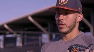 Wilson Glove Day 2018: Houston Astros