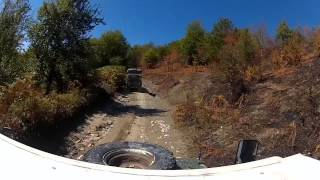 Land-Rover Serie Expedition Albanien 2012