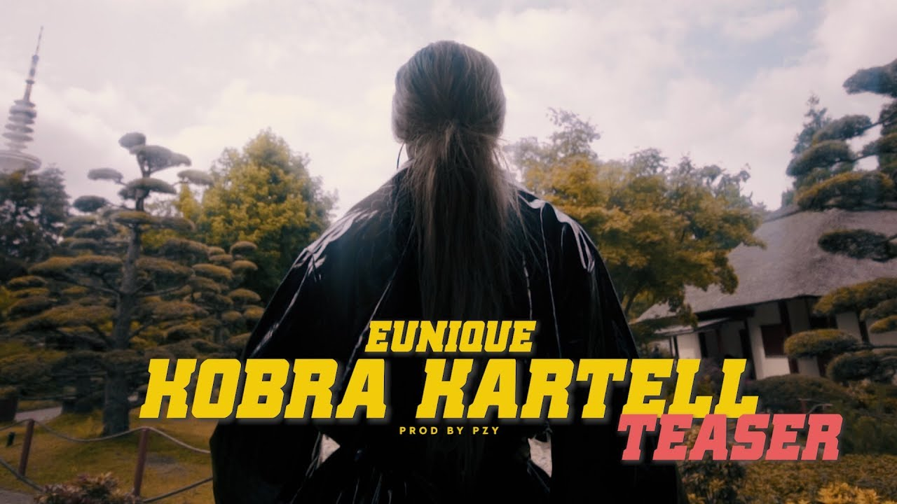 TEASER: Eunique ► KOBRA KARTELL ◄ prod. by Pzy