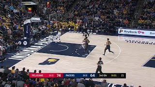 3rd Quarter, One Box Video: Indiana Pacers vs. New Orleans Pelicans